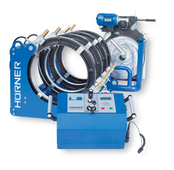 Машина за челно заваряване Hurner 500 mm WeldControl