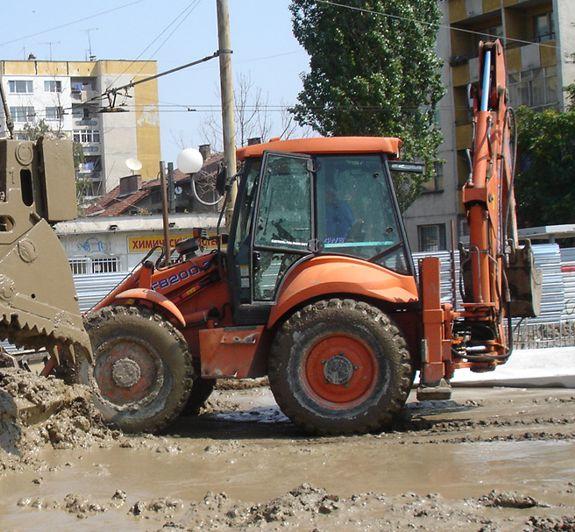 Багер FIAT KOBELСO FB 200.2